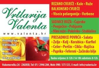 Vrtlarija Valenta OPG Dario Valenta